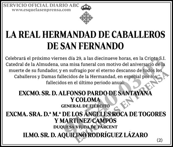 Real Hermandad de Caballeros de San Fernando